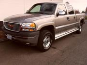 Gmc Sierra 2500hd 2002 - Gmc Sierra 2500 Hd