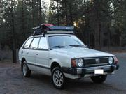 1981 SUBARU dl wagon Subaru Other Base Wagon 4-Door