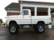 FORD F100 Ford F-100 FORD 4X4 HIGHBOY F150 F250 F350 SHORTBE