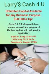 Larry's Cash 4 U